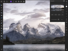 Affinity Photo for iPad: Navigator