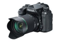 Pentax K-1, med 28-105mm