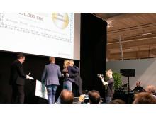 Inission delar ut 1,25 miljoner i Innovation Award!