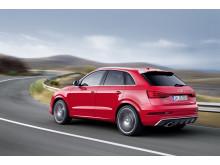 Audi RS Q3 i Misano Red dynamic