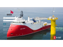 Siem Offshore will use K-CAT across their global oil & gas fleet after positive reports
