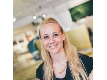 Linnéa Nilsson, Affärsområdeschef Offentlig Sektor, Senab AB