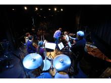 Från tidigare upplaga av New Sound Made, Kungl. Musikhögskolans jazzfestival. Foto: Stefan Nilsson.