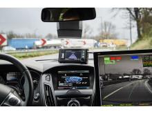 Ny Ford-teknologi gjør trafikkork til hvilepauser  bak rattet og parkerer bilen din med fjernkontroll