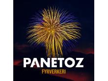 Panetoz, Omslag Fyrverkeri