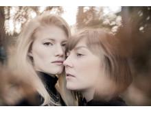 Hanna Enlöf och Ylva Eriksson i Good Harvest