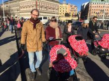 Barnvagnsmarschen 2017