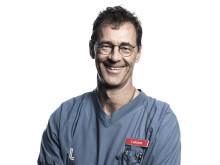 Rikard Linder, överläkare kardiolog på Hjärtkliniken, Danderyds sjukhus