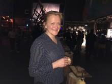 Heidi Bjerkan, Parabere Forum. Foto Christina Neumann, Norges sjømatråd