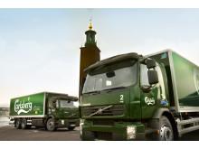 Carlsberg Sverige miljölastbilar