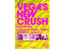 VEGA's New Crush vol. 3 plakat