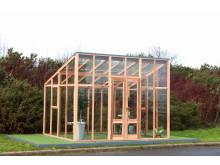 Classic Vision i cederträ från Vansta Trädgård