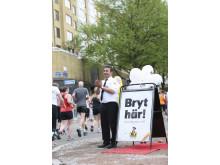 Taxi Göteborg på Göteborgsvarvet