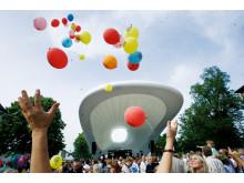 Kongsber Jazzfestival får telt til Barnival