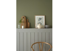 SENS 8469 Green Leaf. - Jotun Sens digitalt fargekart