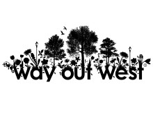 Way Out West - logotyp