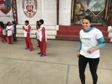 Lek och sport är en viktig del av vårt våldsförebyggande arbete