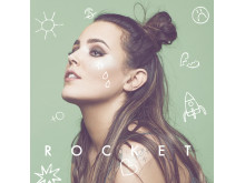 Miriam Bryant - Rocket artwork