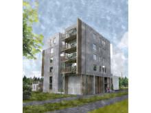 Hökerum Bygg - bostadsrätter