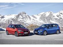 BMW 2-serie Active Tourer og BMW 2-serie Gran Tourer 2018