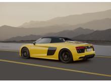 Audi R8 Spyder - lukket
