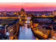 Gnistrande julresa till Berlin