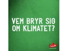 Vem bryr sig om klimatet