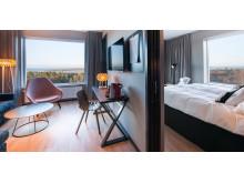 Sveriges första Yogobehotell ligger på Frösön.