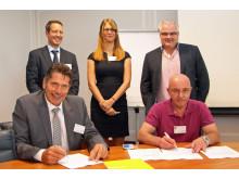 Aidhausen: Auftakt für kommunales Energieeffizienznetzwerk Franken