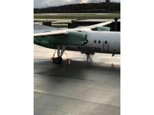 Fly #1 i gang - erstatter propell med jet