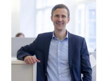 Johan Höglund, ansvarig för företagskontakter