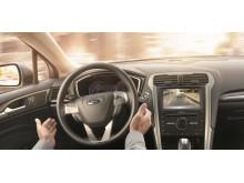 Uusi Ford Mondeo - sisältä