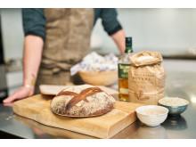 Sebastien Boudet -  bröd med mjöl osv