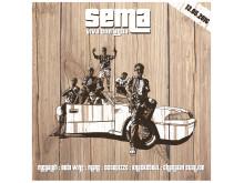 "Internationale HIP HOP KOLLABO ""SEMA - Say it!"" feat. Octopizzo, Maro, Bobi Wine, Knackeboul & Megaloh prod. by Ghanaian Stallion"