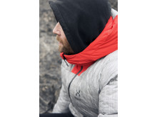 V series down jacket
