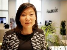 Sofia Tornlöf, Head of Marketing at Panasonic, Sweden.