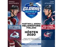 NHL Global Series Helsingfors