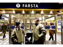 Farstalyftet - förstärkt områdesrondering i Farsta