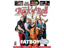 Omslag Nostalgia Rock'n'Roll Magazine, #5 2012.
