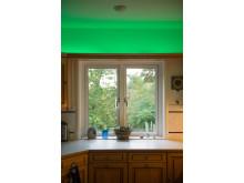 Smart belysnining i hemmiljö