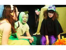 Pressbild - Teaterfestivalen Kulturcentrum för barn och unga