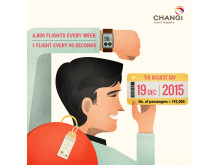#Changi2015 - Flight Frequency_Busiest Day