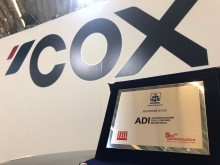 High res image - Cox Powertrain - ADI award Genoa Boat Show