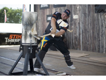 Calle Svadling_Underhand Chop