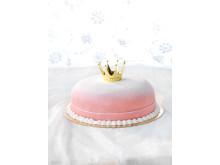 Inget prinsessbröllop utan tårta