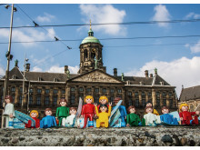 "40 Jahre PLAYMOBIL – 40.000 Figuren – ""Share the smile!"""