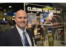 Gary Goodwin, new Nammo Defense Systems president