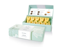 Tea Forté Lotus Collection Petit Presentation Box