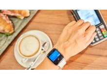 Mobiles Bezahlen mit der Smartwatch