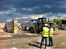 C3C Blocksystem™ hos IL Recycling i Malmö